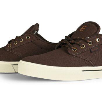 Etnies Jameson 2 Eco Skate Shoes - Brown/Tan/Black
