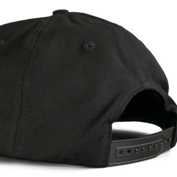 Independent Blockade Snapback Cap - Black