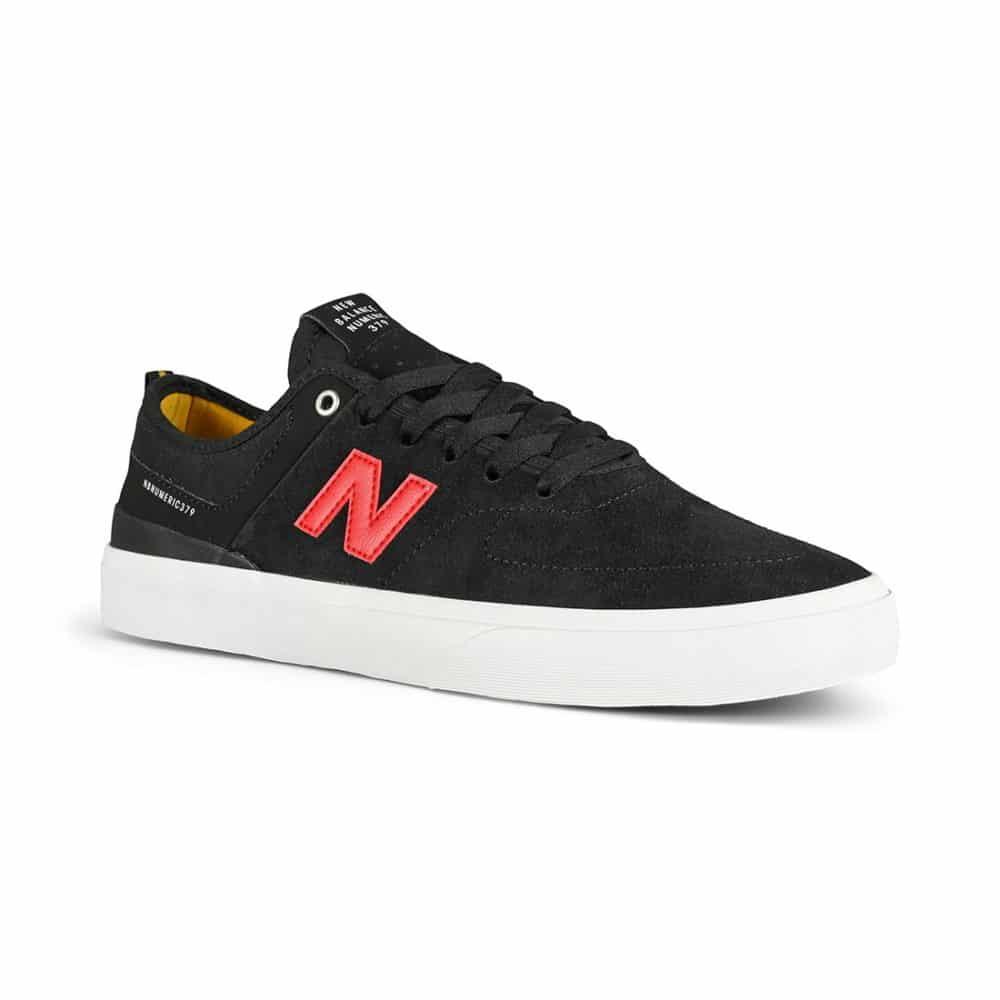 New Balance Numeric 379 Skate Shoes - Black/Orange