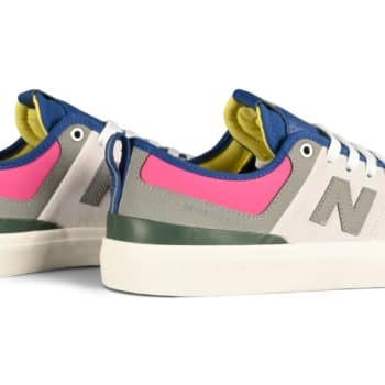 New Balance Numeric 379 Skate Shoes - Grey/Pink