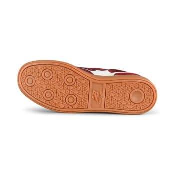 New Balance Numeric 508 Westgate Skate Shoes - Burgundy/White