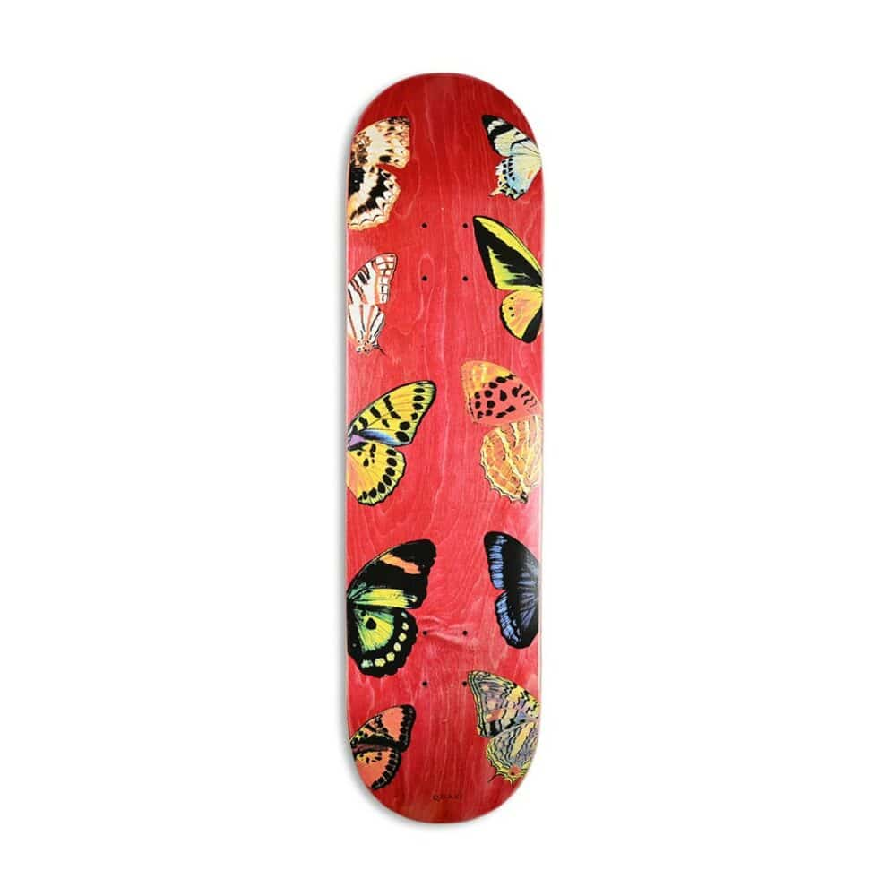 "Quasi Butterfly One 8"" Skateboard Deck"