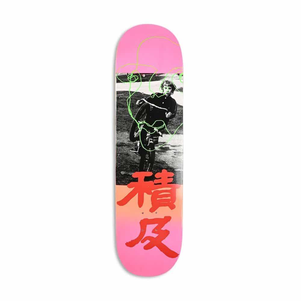"Quasi Jake Johnson ""Untitled"" 8.125"" Skateboard Deck"