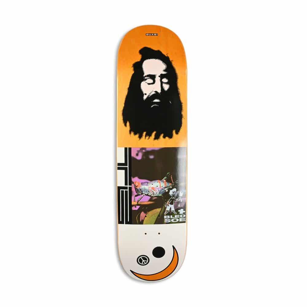 "Quasi Tyler Bledsoe ""Portland"" 8.5"" Skateboard Deck"