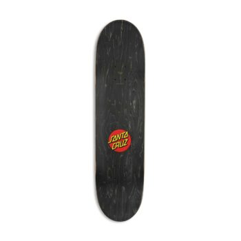 "Santa Cruz Classic Dot 8.25"" Skateboard Deck"