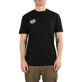 Santa Cruz Crime Hand S/S T-Shirt - Black