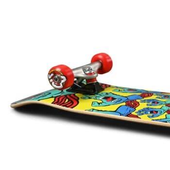 "Santa Cruz Mandala Hand 8.25"" Complete Skateboard"