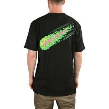 Santa Cruz No Balls No Glory S/S T-Shirt - Black