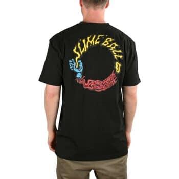 Santa Cruz Vomit 97 S/S T-Shirt - Black
