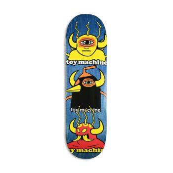 "Toy Machine Skateboards Chopped Up 9"" Skateboard Deck"