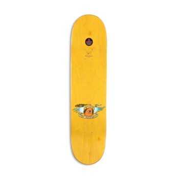 Toy Machine Skateboards Furry Monster Deck