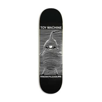 Toy Machine Skateboards Toy Division Deck