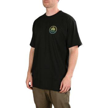 Vans Custom Classic S/S T-Shirt - Black