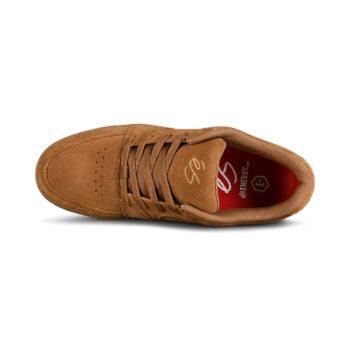 eS Accel Slim Skate Shoes - Brown/Gum