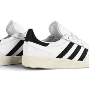 Adidas Busenitz Vintage Shoes - Cloud White/Core Black/Chalk White