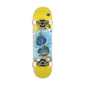 "Antihero Grimple Glue 8"" Complete Skateboard - Yellow"