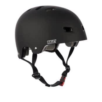 Bullet x Santa Cruz Screaming Hand Helmet - Matte Black