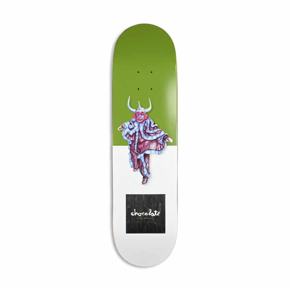 Chocolate Jesus Fernandez Carnivale Skateboard Deck