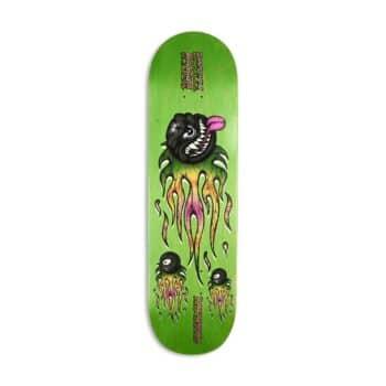 Chocolate Raven Tershy Mad 8 Ball Skateboard Deck