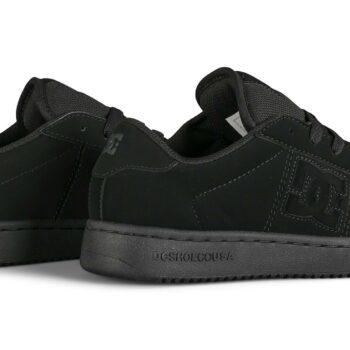 DC Striker Skate Shoes - Black/Black/Black