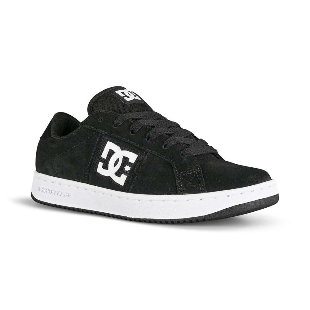 DC Striker Skate Shoes - Black/White