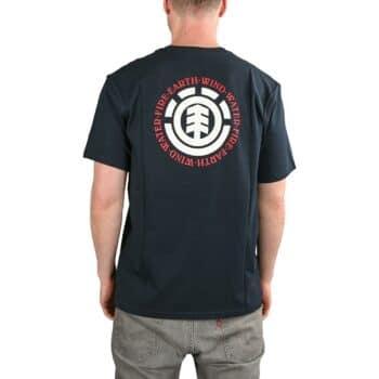 Element Seal BP S/S T-Shirt - Eclipse Navy