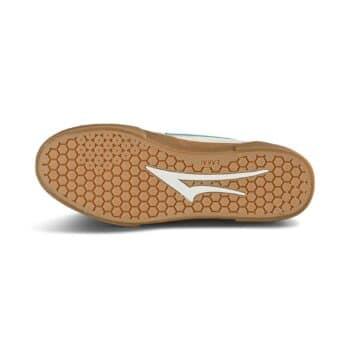 Lakai Cambridge Skate Shoes - White/Teal
