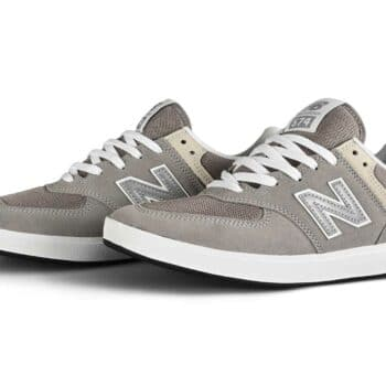 New Balance AM574 Shoes - Grey/Grey