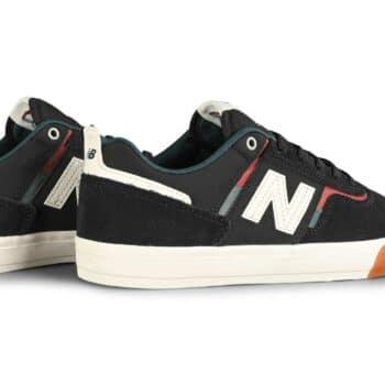 New Balance Numeric 306 Jamie Foy Skate Shoes – Black/Rust