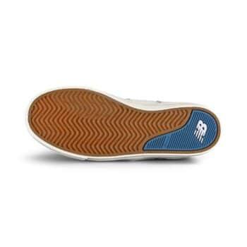 New Balance Numeric 306 Jamie Foy Skate Shoes - White/White