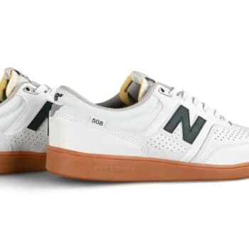 New Balance Numeric 508 Westgate Skate Shoes - White/Teal