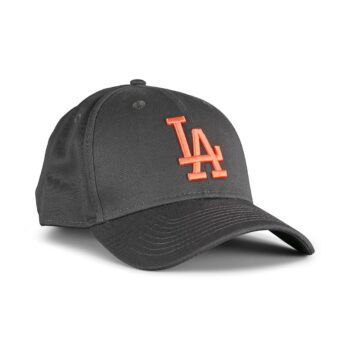 New Era LA Dodgers League Essential 9Forty Cap - Grey