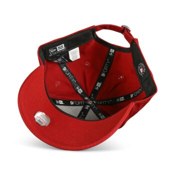 New Era NY Yankees League Essential 9Forty Cap - Red