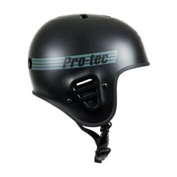 Pro-Tec Full Cut Helmet - Matte Black
