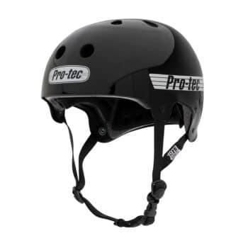 Pro-Tec Old School Helmet - Gloss Black