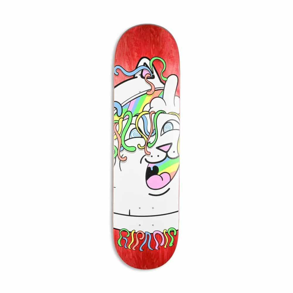 RIPNDIP Acid Playdo Skateboard Deck