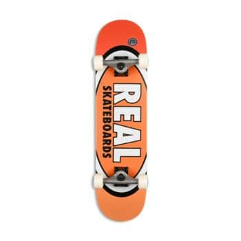"""Real Team Edition Oval 7.75"""" Complete Skateboard"""