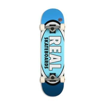 """Real Team Edition Oval 8"""" Complete Skateboard"""