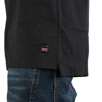 Triumph Ashby S/S T-Shirt - Black