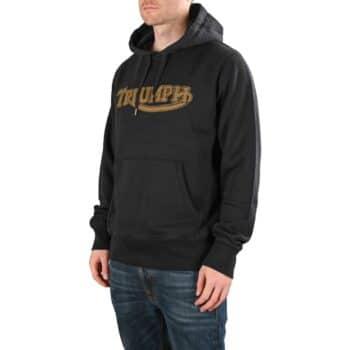 Triumph Flywheel Pullover Hoodie - Black