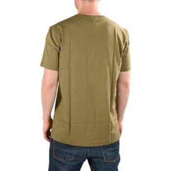 Triumph Fork Seal S/S T-Shirt - Khaki