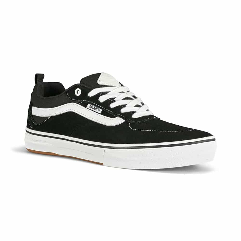 Vans Kyle Walker Pro Skate Shoes - Black/White