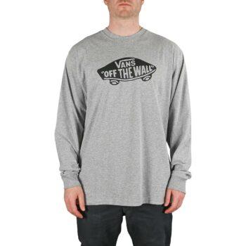 Vans OTW L/S T-Shirt - Athletic Heather/Black