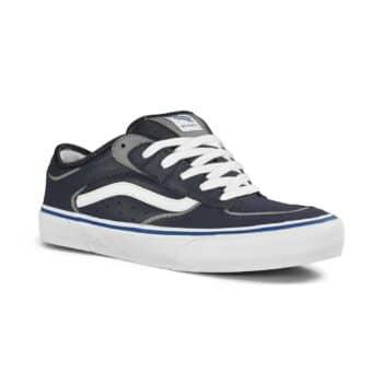 Vans Rowley Skate Shoes - Navy/White