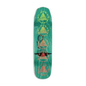 """Welcome Nora Soil on Wicked Princess 8.27"""" Deck - Bone"""