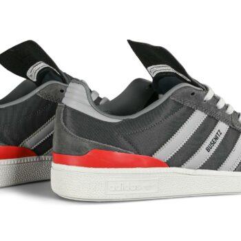 Adidas Busenitz Skate Shoes - Granite/Clear Onix/Dark Grey