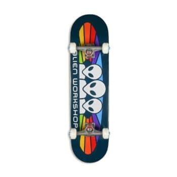 Alien Workshop Spectrum Skateboard Complete - Navy