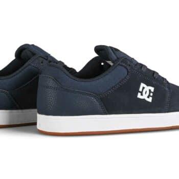 DC Crisis 2 Skate Shoes - Navy