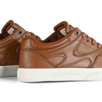 DC Shoes Kalis Vulc - Brown/Tan