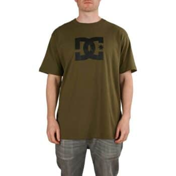 DC Shoes Star S/S T-Shirt - Ivy Green